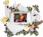 Cockatoo Picture Frame 2