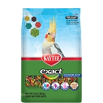Kaytee exact Rainbow Cockatiel Food, 3lb (Clearance)