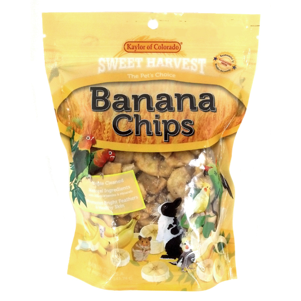 Banana Chips, 4oz