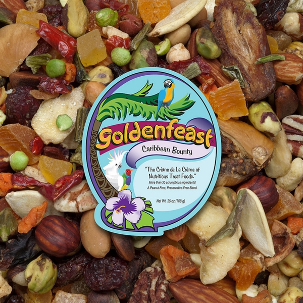 Goldenfeast Caribbean Bounty 64oz