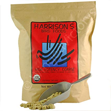 Harrisons High Potency Coarse  - 5lb