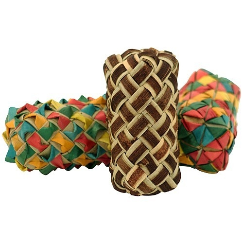 Woven Cylinder Foot Toys
