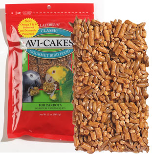 Avi-Cakes for Parrots, 12oz