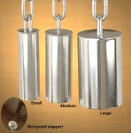 Stainless Steel Bell Large (2