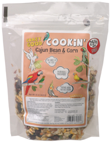 Crazy Good Cookin' - Cajun Bean & Corn, 16oz