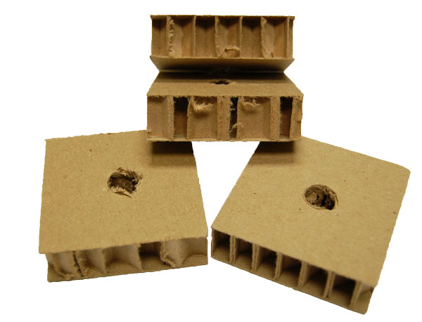 Cardboard Boxes, Small (pack of 4)