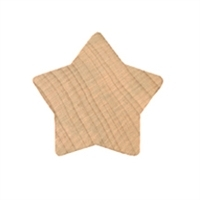 Country Wood Star, Large