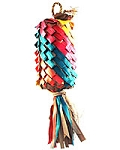 Rainbow Diagonal Pinata, Small
