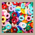 Donut Rings (bag of 10)