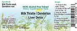 Avitech Milk Thistle/Dandelion Extract, 2oz