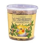 Nutri-berries, Cockatiel 12.5oz