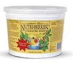 Nutri-Berries, Cockatiel, 4lb