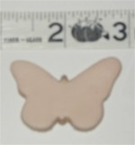 Leather Butterfly - Small
