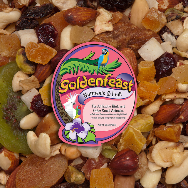 Goldenfeast Nutmeats & Fruits 25oz