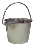 Stainless Steel Pail, 1qt