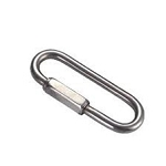 Stainless Steel Quicklink - Wide Mouth Large