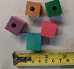 Color Cubes, 3/4