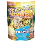 Brown's Tropical Carnival® Gourmet Cockatiel Food, 3lb