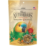 Nutri-Berries, Parrot Size, 10oz