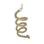 Large Sisal Rope Boing with Bell