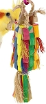 Rainbow Straight Pinata, Small
