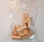 Bag of Balsa, Small (10)