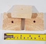 Balsa Slices (1/2