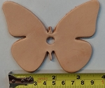 Leather Butterfly - Large