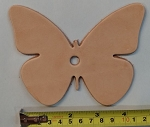 Leather Butterfly - X-Large