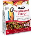 ZuPreem Fruitblend Large Parrot Food, 3.5lb