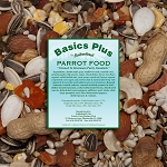 Goldenfeast Basics Parrot Food 20oz