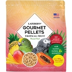 Lafeber Tropical Fruit Gourmet Pellets, Parrot, 4lb