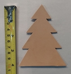 Leather Christmas Tree