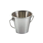 Mini Stainless Pail
