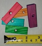 Mini Slats (bag of 5)