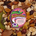 Goldenfeast Nutmeats & Fruits, 32lb Bulk (Direct Ship)