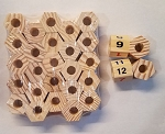 Number Blocks (pack of 25)