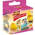 Vitapol Mineral Blocks for Birds, Orange, 2-count