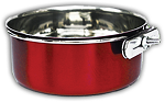 AE Stainless Steel Coop Cup, 20oz Ruby