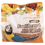 ZuPreem Fruitblend Large Parrot Food, 12lb