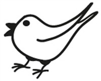 Window Decal - Canary