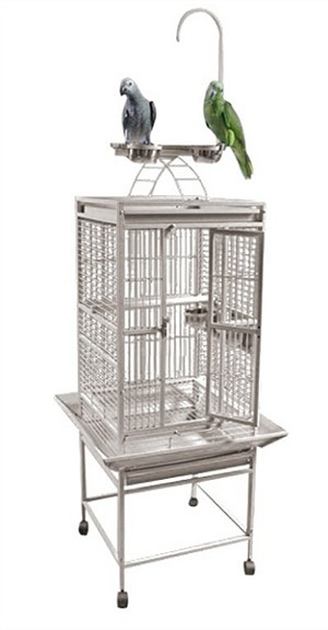 "18""x18"" Play Top cage"
