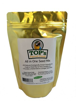 All-in-One Seed Mix, 1lb