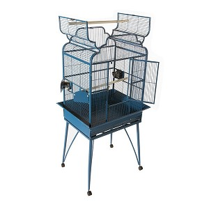 "26""x20"" Victorian Open Top Cage"