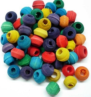 Fun Max Small Beads - 60 count
