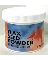 Morning Bird Flax Seed Powder, 3oz