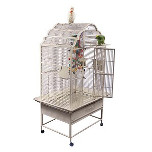 "36""x28"" Opening Victorian Top Cage"