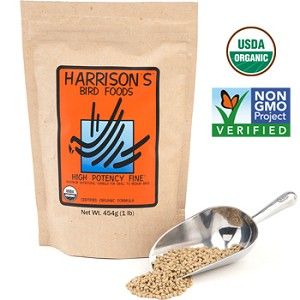 Harrisons High Potency Fine Bird Food  - 1lb