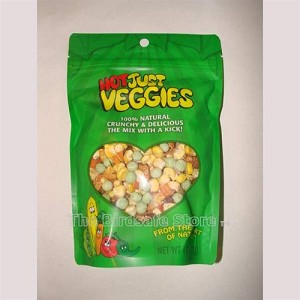 Just Hot Veggies, 3oz