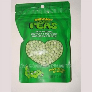 Organic Just Peas, 3oz